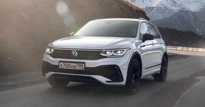 В России теперь можно взять по подписке автомобили Volkswagen