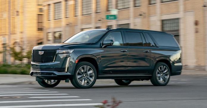 Новые Cadillac Escalade и Chevrolet Tahoe: раскрыты сроки появления в России