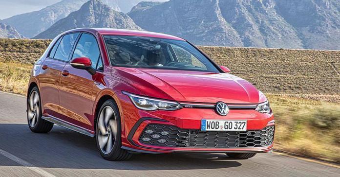 В России стартовали продажи нового Volkswagen Golf