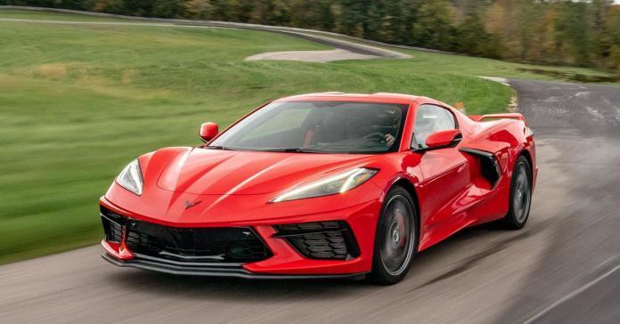 Chevrolet уменьшит мощность Corvette на 27 лошадиных сил