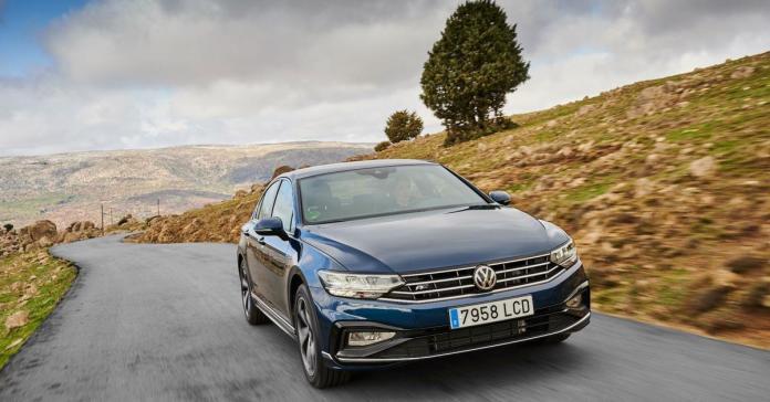 Российский Volkswagen Passat вновь оснастили 190-сильным мотором