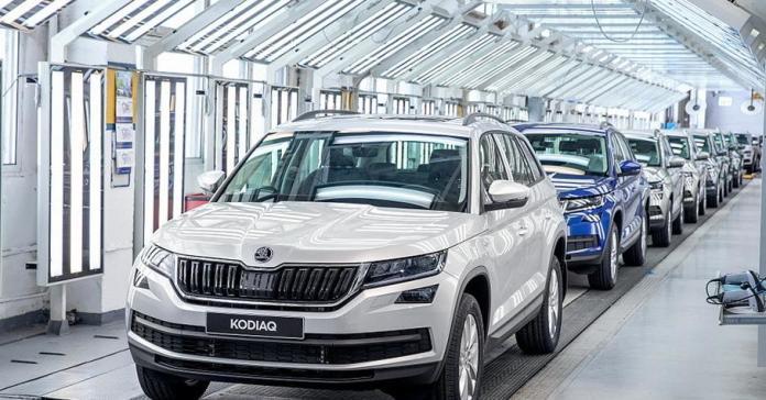 Skoda отпраздновала сборку 750-тысячного автомобиля в России