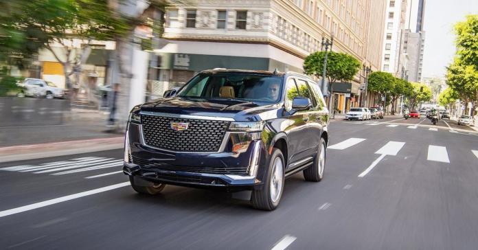 Последним Cadillac с традиционным двигателем будет Escalade