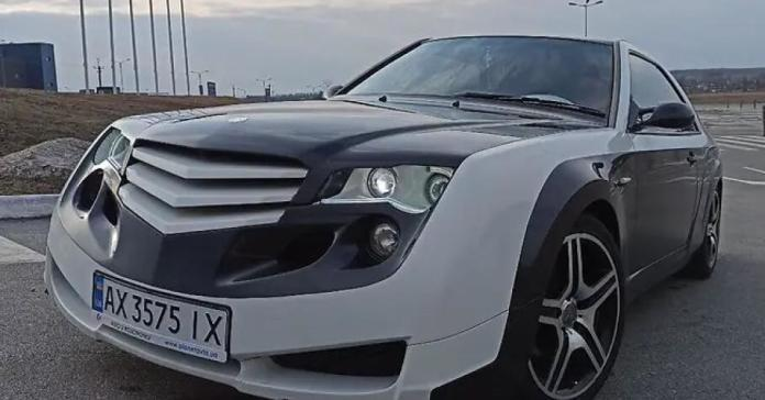 Mercedes-Benz E-Class изменили до неузнаваемости и выставили на продажу