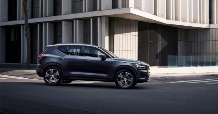 В Volvo рассказали, сколько стоит подписка на XC40 в России