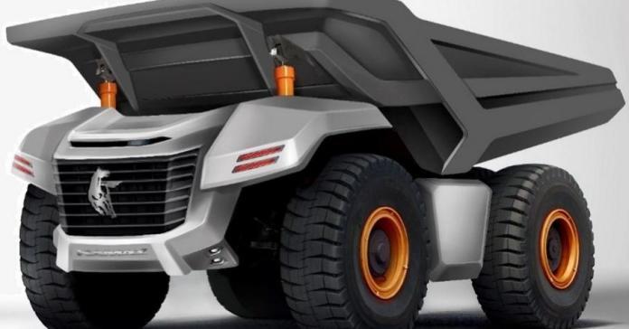 КамАЗ разработает карьерный самосвал грузоподъемностью 220 тонн