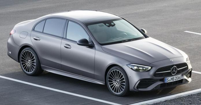 Раскрыты рублевые цены на новый Mercedes-Benz C-Класса