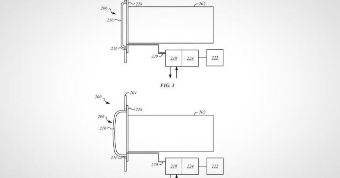Автомобиль Apple может получить надувные бамперы