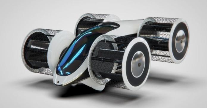 В России разрабатывают летающий шестиметровый автомобиль