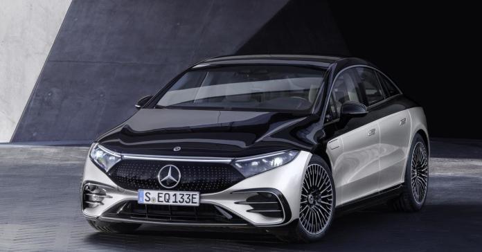 Люксовый электрокар Mercedes-Benz EQS, обновлённая Skoda Kodiaq и первый пикап Hyundai: главное за неделю