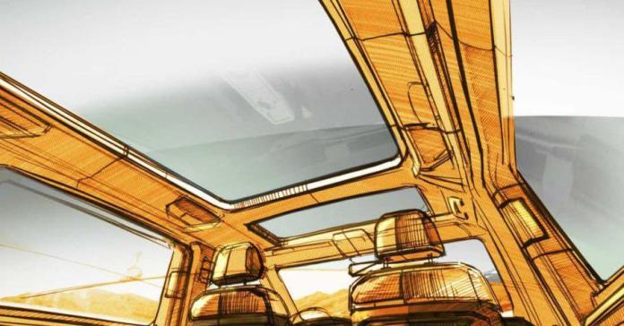 Volkswagen Transporter получит новую компоновку салона и панорамную крышу