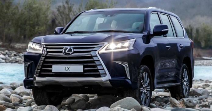 Lexus LX нового поколения: появилась информация о старте продаж и ценах