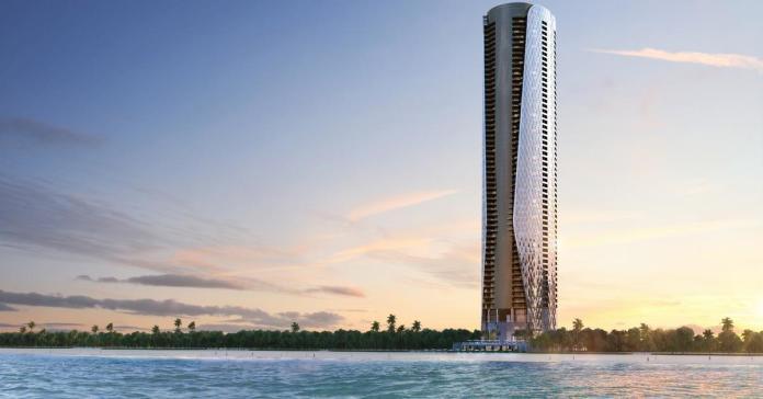 Bentley построит фирменный жилой небоскреб