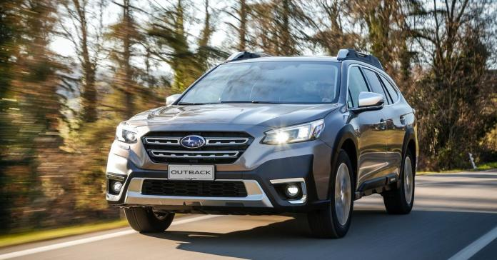 Новый Subaru Outback доберется до России с одним мотором