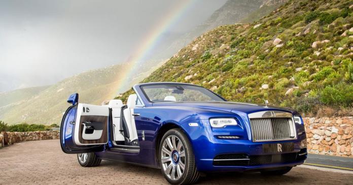 Rolls-Royce прекращает продажи Dawn и Wraith в США