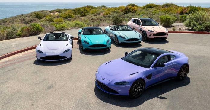 Названы цвета кузова, с которыми автомобили медленнее дешевеют