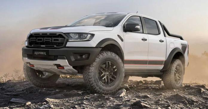 Ford выпустил Х-версию «заряженного» пикапа Ranger Raptor