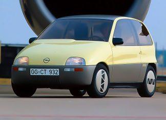 Концепт-кар из восьмидесятых с дизайном девяностых и технологиями 2000-х