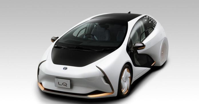Toyota построила автомобиль, который умеет очищать воздух
