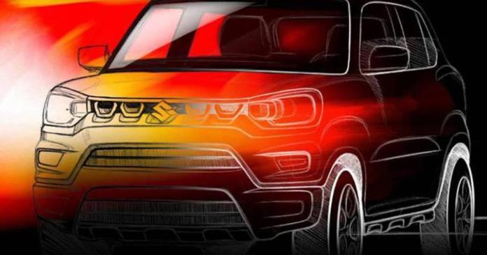 Suzuki показала, как будет выглядеть новый кроссовер за 300 тысяч рублей