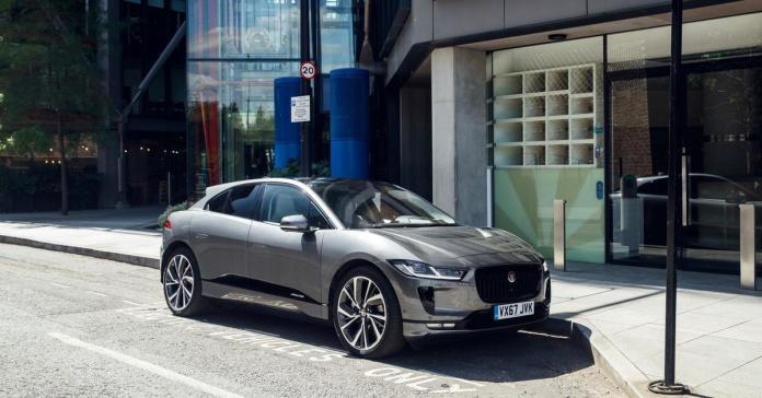 Jaguar потребует изменить значение слова «автомобиль» из-за I-Pace