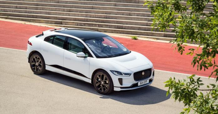 Jaguar прошивкой увеличит запас хода кроссоверов I-Pace