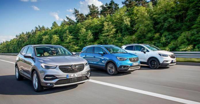 Opel привезет в Россию шесть моделей