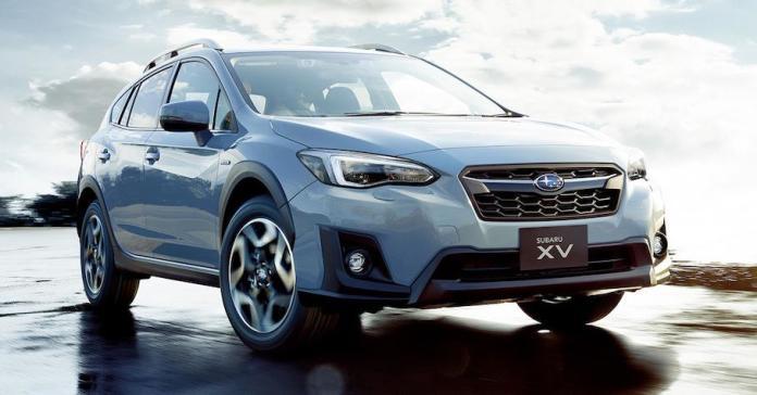 Кроссовер Subaru XV обновился вслед за Impreza