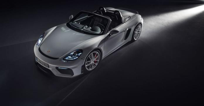 Porsche вернула спорткарам Boxster и Cayman атмосферную «шестерку»