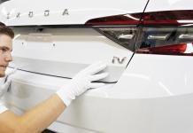 Skoda запустила производство первого гибрида